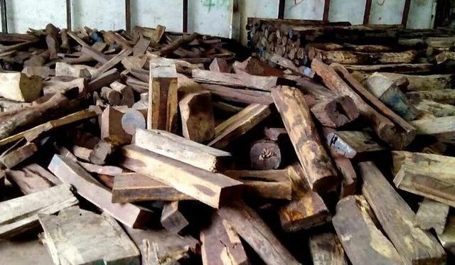 木材百科 | 各种木材出材率汇总