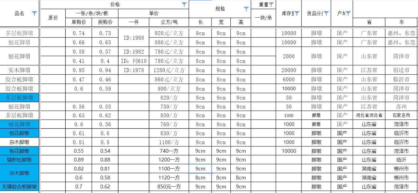 木材易购2020年11月24日最新木材报价!                                 .png