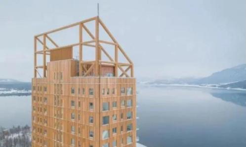 世界上最高的木结构建筑,不用一根钢筋,整栋楼全由木材构成!.png