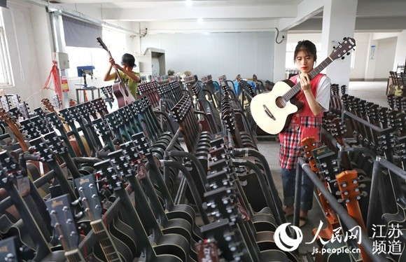 江苏沭阳木材家具产业:补安全短板 促行业升级.jpg