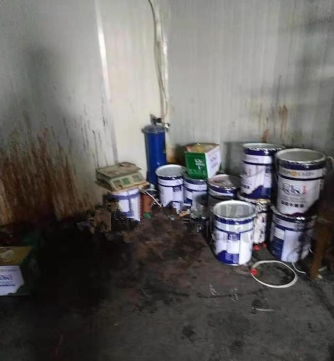 平山县某家具厂无环保手续 被石家庄市环保专班依法查处!