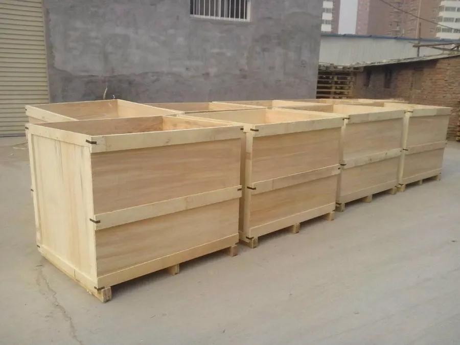 胶合板木箱使用更为广泛