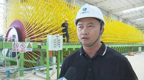 广西梧州藤县年产35万立方米中高密度纤维板技改项目预计10月底实行首板下线