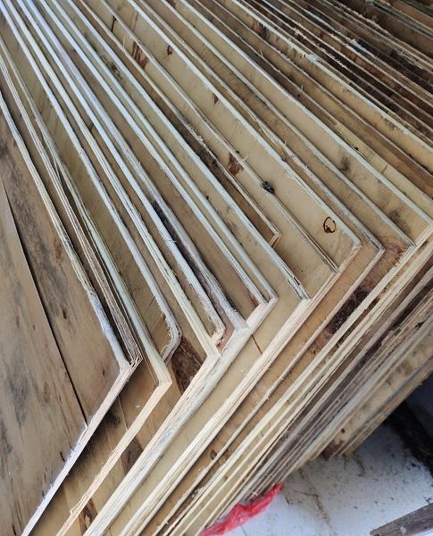 胶合板是实木板吗