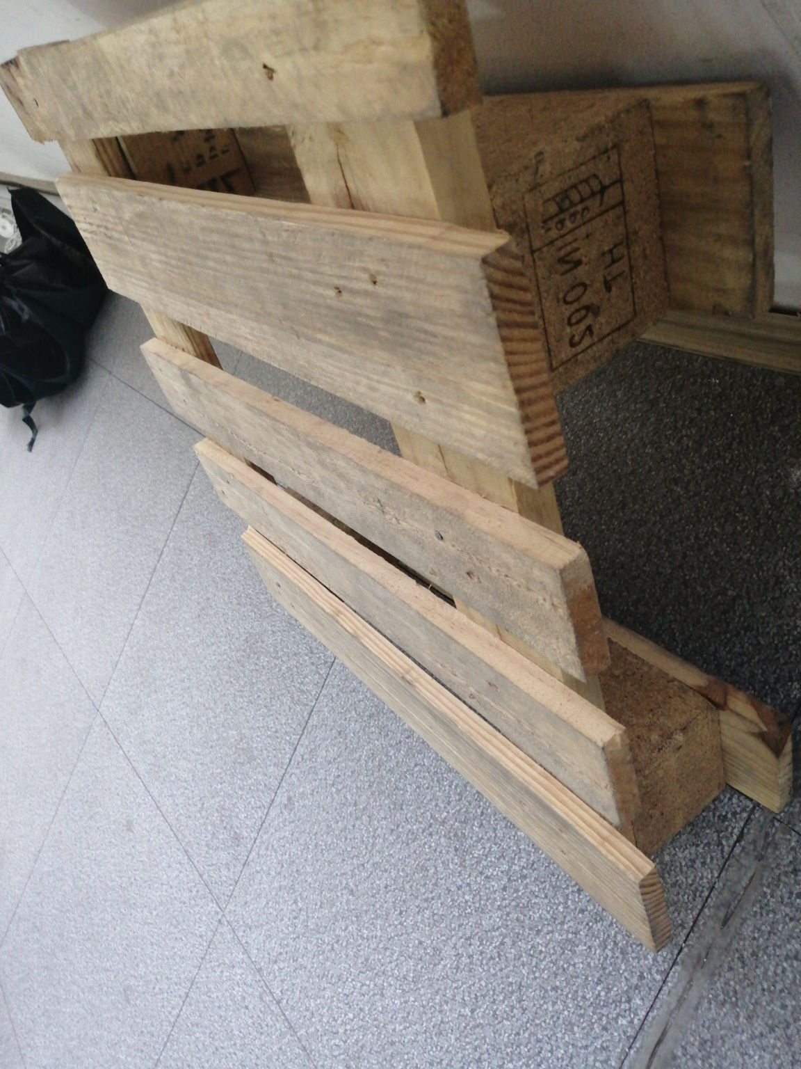 盐城木方批发 杂木板方 木托盘用木方