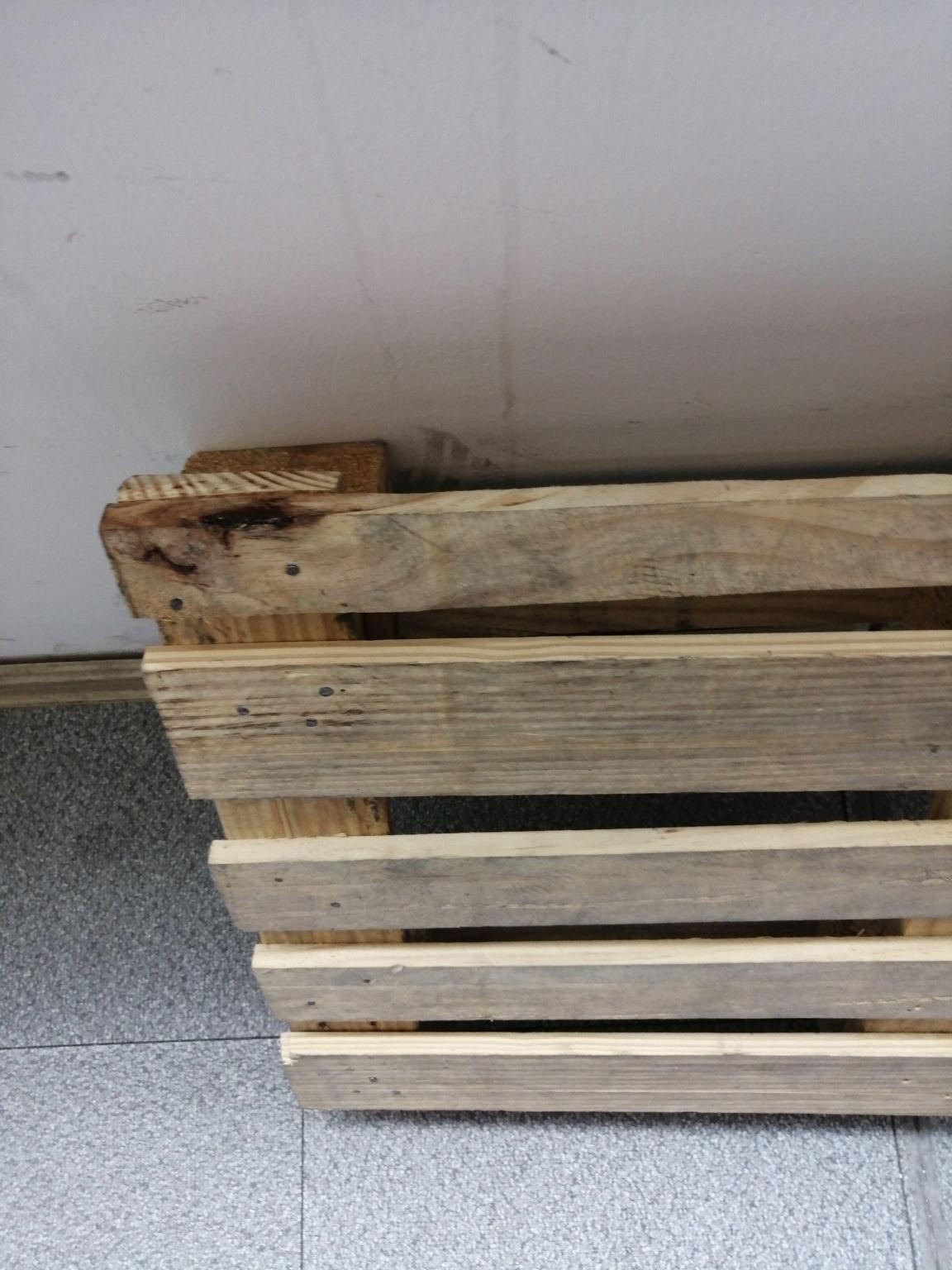 杭州定制单面木托盘质量差吗
