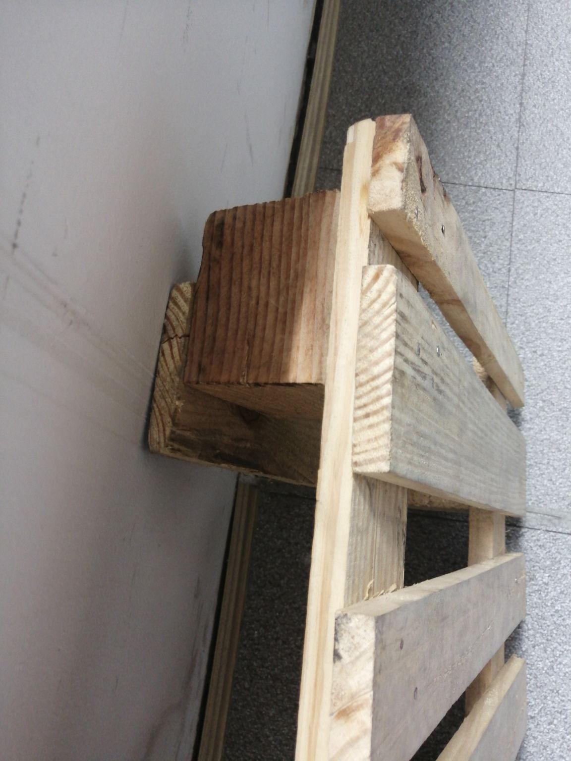 可定做免熏蒸胶合卡板 免消毒栈板 栈板防潮木头托盘
