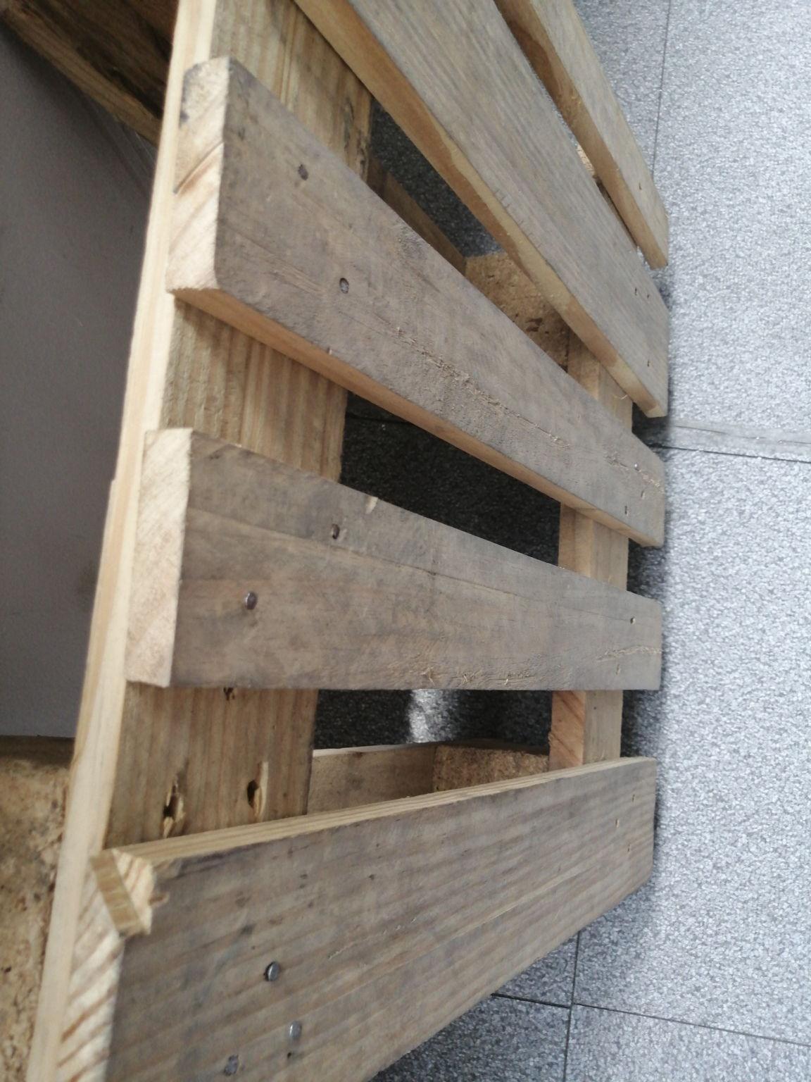 绍兴木托盘箱厂家深圳木托盘回收垃圾箱2.125万台