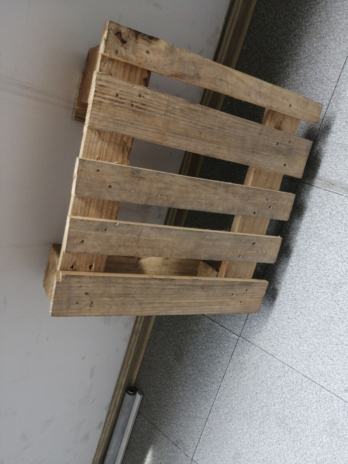 出售木托盘板材厂家的考察方法1、门店的考察对于购买