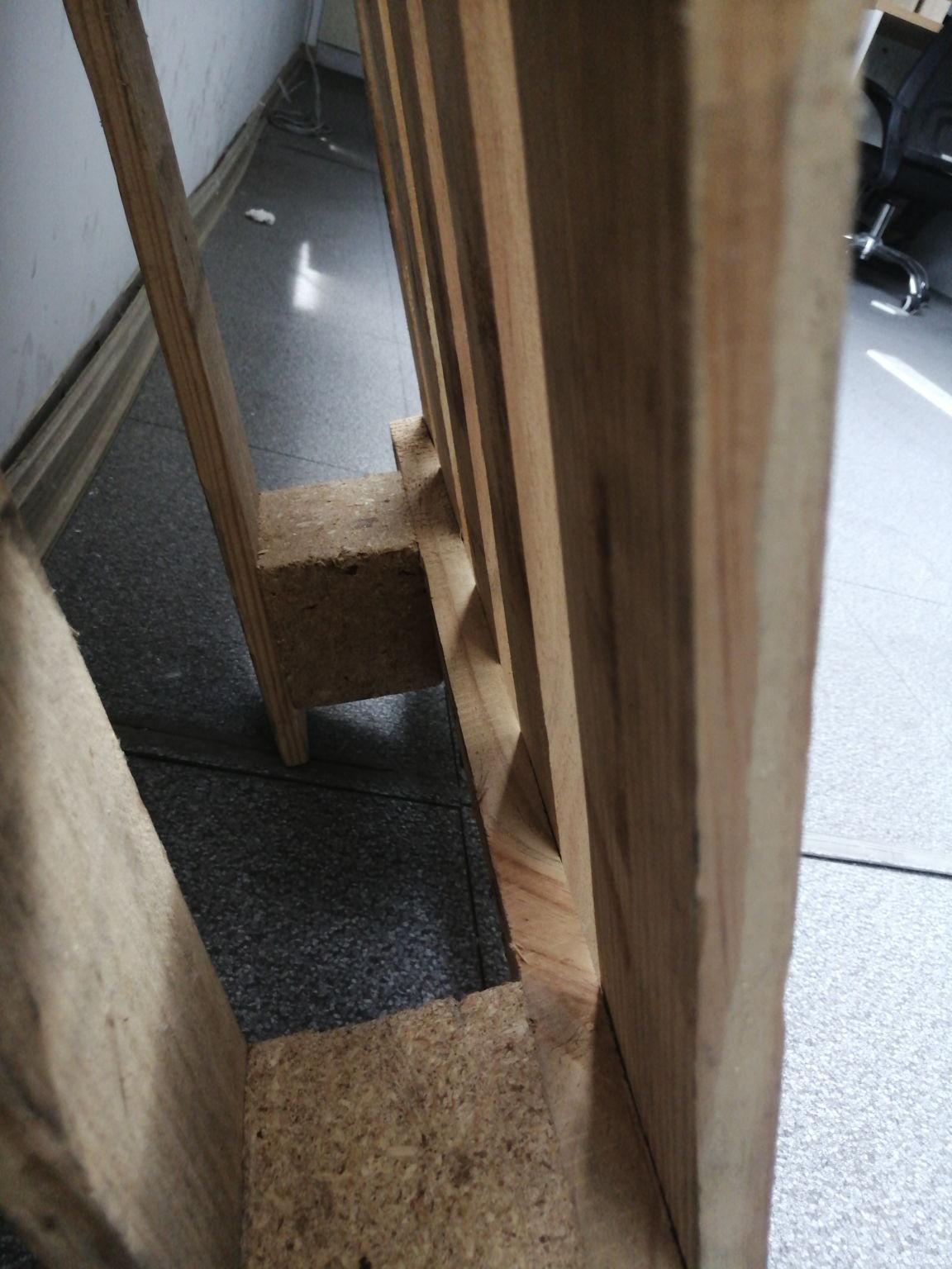 广东胶合板脚墩施工材料及工艺一块1*8的小脚墩方案