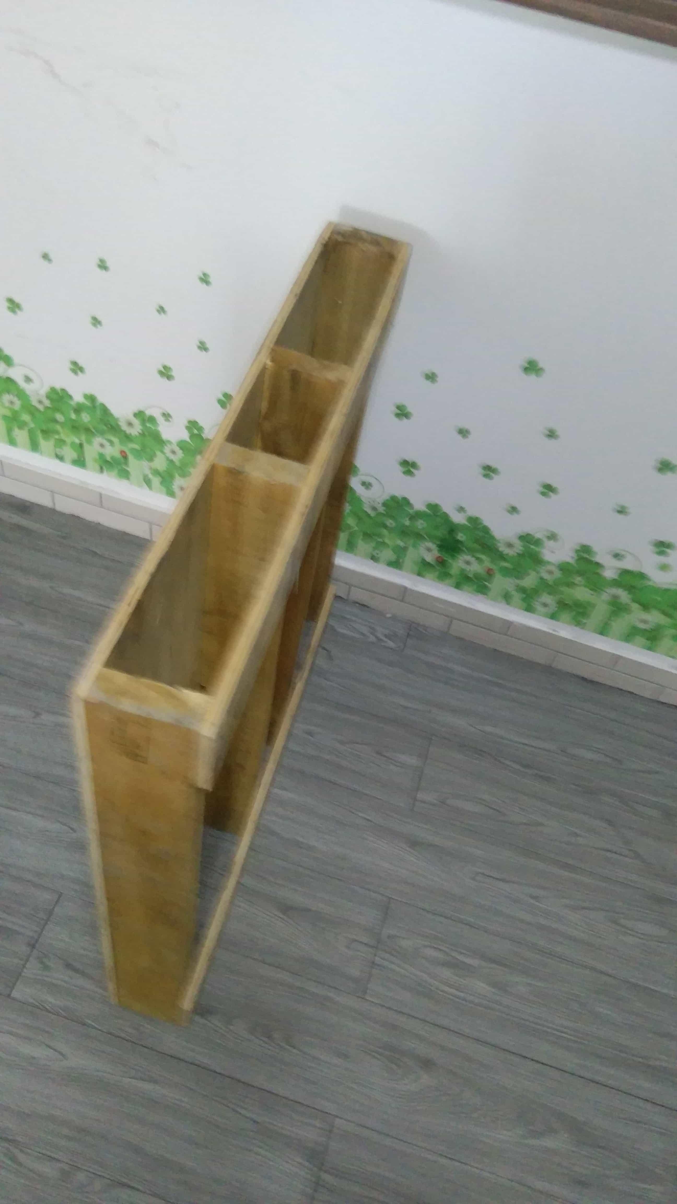 凤凰免熏木托盘做工很精致