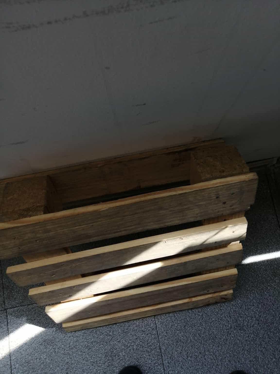太原松木单面木托盘报价
