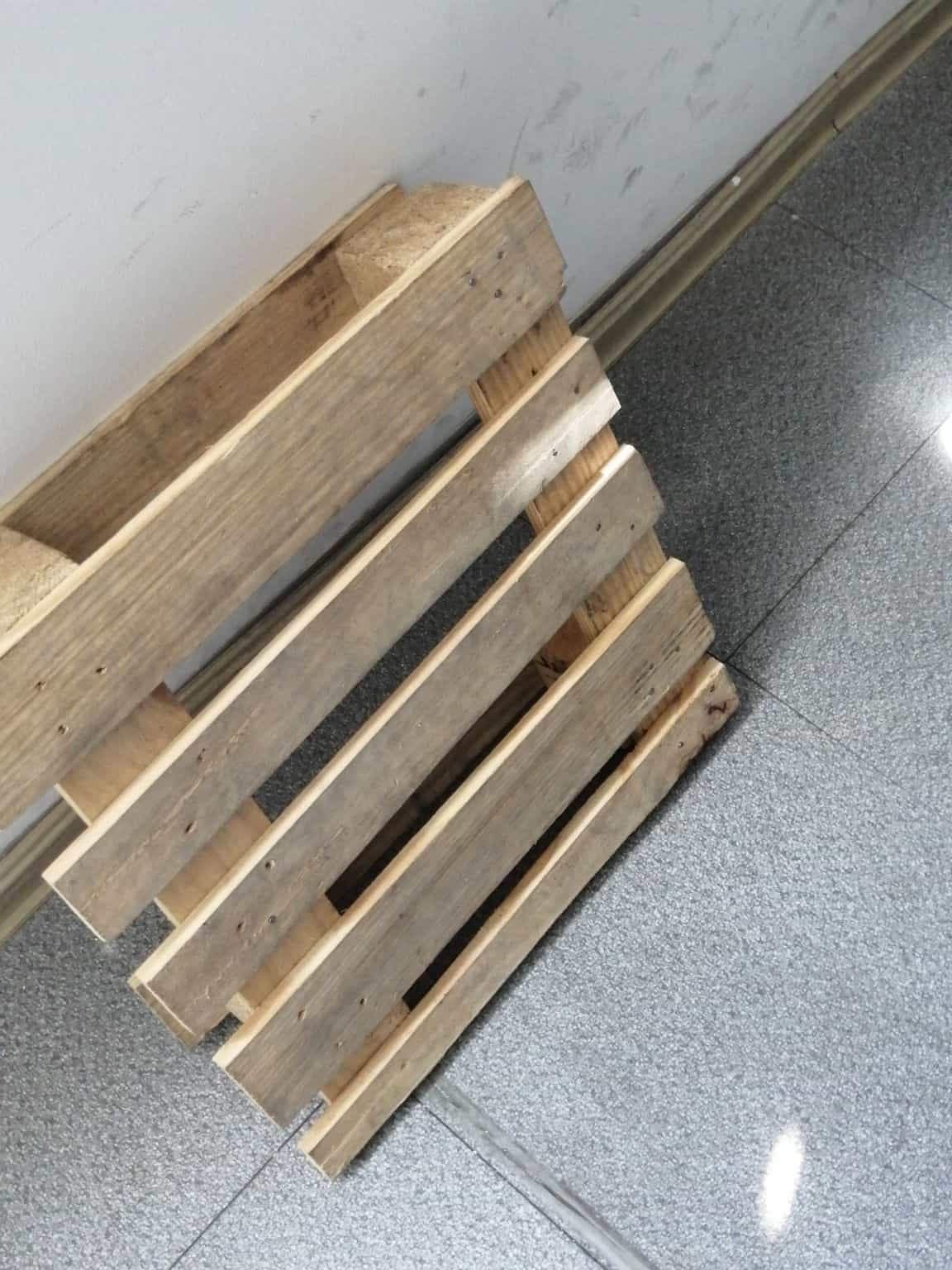 山西出口实木托盘 - 批发厂家